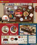 Re-ment Miniature Today is Luxury Sushi Day Starter Set